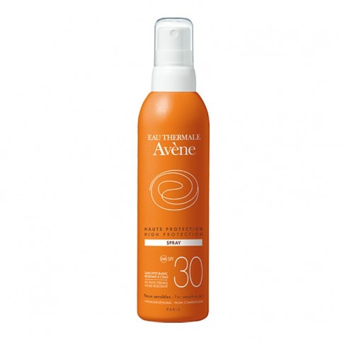 Avene Solare Spray SPF 30, 200 ml