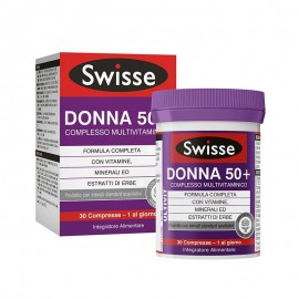 Swisse Multivitaminico Donna 50+, 30 compresse