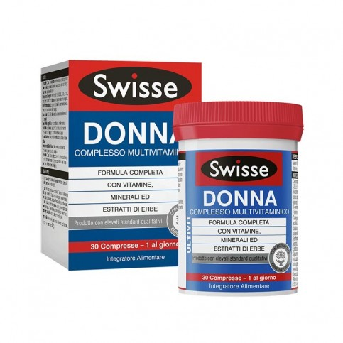 Swisse Multivitaminico Donna, 30 compresse
