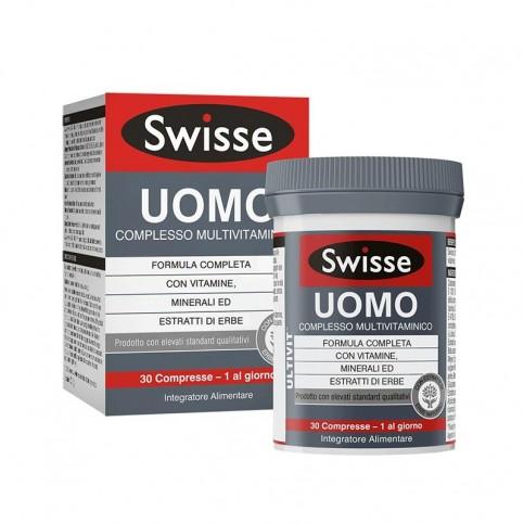 Swisse Multivitaminico Uomo, 30 compresse