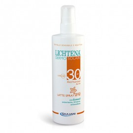 Lichtena Dermosolari Latte Spray Bimbi SPF 30