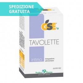 GSE Intimo Tavolette Integratore Candidosi Intestinale, 90 tavolette