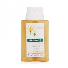 Klorane Shampoo alla cera di Ylang-Ylang, 100 ml