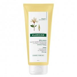 Klorane Balsamo dopo shampoo alla cera di Magnolia, 200 ml