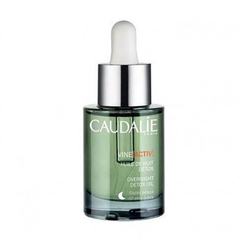 Caudalie VineActiv Olio da Notte Detossificante, 30 ml