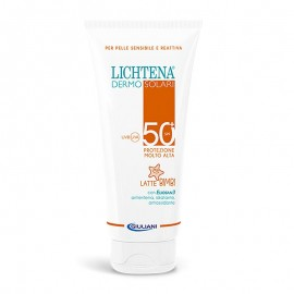 Lichtena Dermosolari Latte Bimbi SPF 50+, 200ml