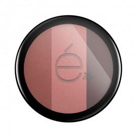 Rougj Eyeshadow 02 Ombretto Trio Amaranto Salmon Porpora, 5.5 gr