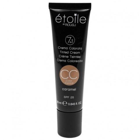 Rougj CC Cream Medium Dark Caramel, 25 ml