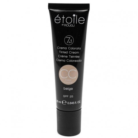Rougj CC Cream Medium Beige, 25 ml