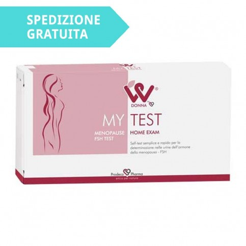 Prodeco DonnaW Menopause My Test, 2 pezzi