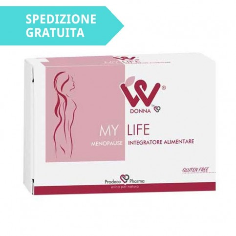 DonnaW Menopause My Life 30 compresse