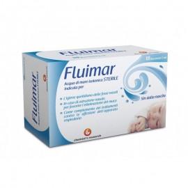 Chemist's Fluimar, Acqua di Mare Isotonica 18 Fiale da 5ml