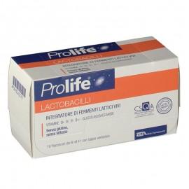 Prolife Lactobacilli, 10 flaconcini da 8 ml