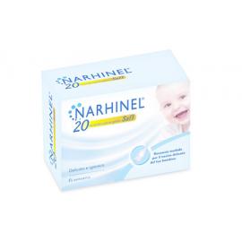 Ricambi 20 pezzi per Narhinel Aspiratore Nasale Soft