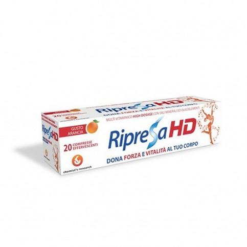 Ripresa HD, 30 compresse effervescenti gusto arancia