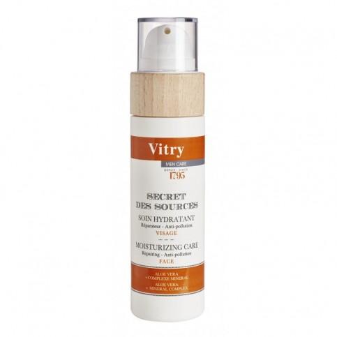 Vitry Secret Des Sources - Trattamento Idratante, 100 ml