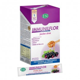 ESI Immunilflor Pocket Drink,  astuccio da 16 pocket drink da 20 ml