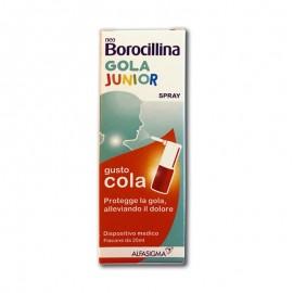 NeoBorocillina Gola Junior Spray, 20 ml gusto cola