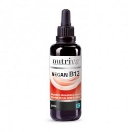 Nutriva Vegan B12, 60 compresse 1000 mg