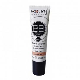 Rougj BB Cream 4 in 1 Medium, 25 ml