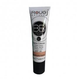 Rougj BB Cream 4 in 1 Medium Dark Scura, 25 ml