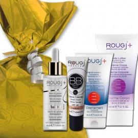 Idea Regalo Bellezza Rougj viso e corpo con siero antiossidante