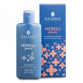 Nature's Lattedoccia Nutriente con estratti bio di Neroli e Pesca, 200 ml