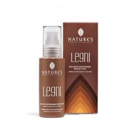 Nature's Balsamo Dopobarba Protettivo Legni, 100 ml