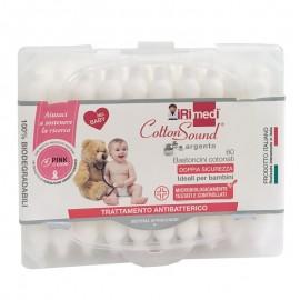 Irimedi Stick Baby Antibatterico, scatola richiudibile da 60 pz