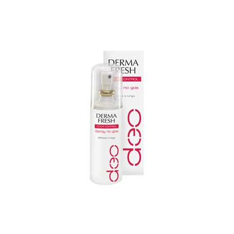 Dermafresh Odor Control Spray no gas, 100ml