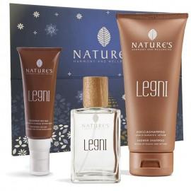 Idea Regalo Nature's Legni Uomo Igiene e Bellezza