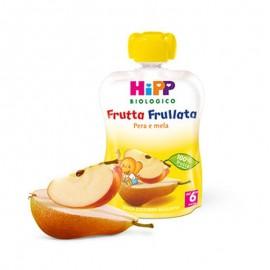 Hipp Frutta Frullata Pera e Mela, 90 g