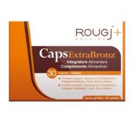 RougJ+ Extrabronz Caps, 30 capsule