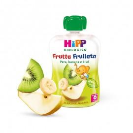 Hipp Frutta Frullata Pera, Banana e Kiwi, 90 g