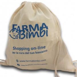 Zainetto in cotone FarmaBimbi