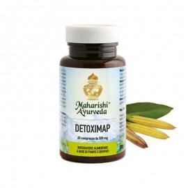 Maharishi Ayurveda Detoximap, 60 compresse da 500 mg