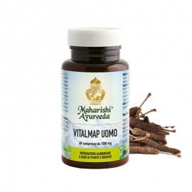 Maharishi Ayurveda Vitalmap Uomo, 60 compresse da 1000 mg