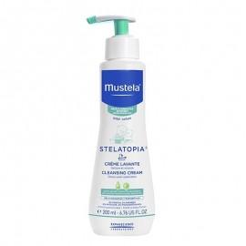 Mustela Stelatopia Crema Detergente, flacone 200 ml