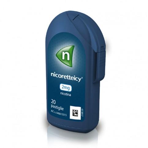 Nicoretteicy, 20 pastiglie