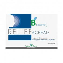 Prodeco Biosterine Relief ACHEAD, 6 compresse in blister