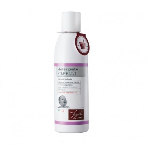 Fiocchi di Riso Detergente CAPELLI Formula Delicata, 200 ml