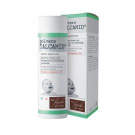 Fiocchi di Riso Polvere TALCAMID Polvere Aspersoria, 50 g