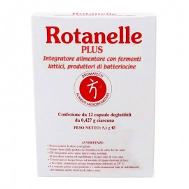 Rotanelle Plus Bromatech, Blister da 12 capsule