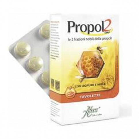 Aboca Propol2 EMF, 30 tavolette adulti gusto agrumi