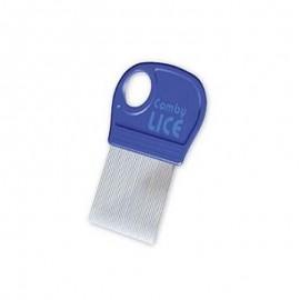 Combylice Pettine Rimozione Lendini con lente di ingrandimento, 1 pz