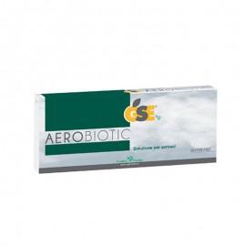 GSE Aerobiotic Adulti, 10 fiale monouso per aerosol