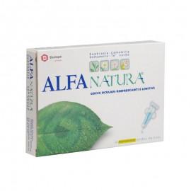 Alfa Natura Collirio, 10 flaconcini monodose