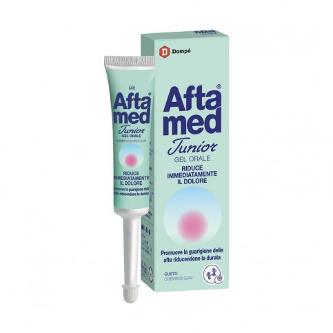 Aftamed Gel Junior, tubo da 15 ml