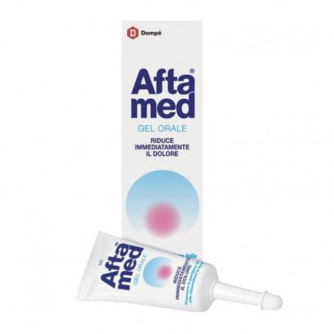 Aftamed Gel, tubo da 15 ml
