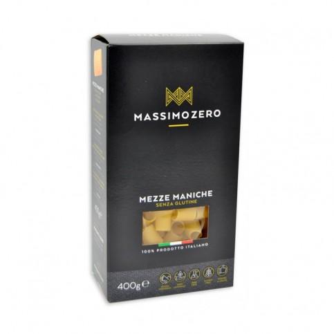 Massimo Zero Mezze Maniche senza glutine, 400 g